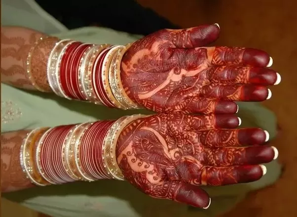 Mehndi For Karwa Chauth : From where can we get simple karva chauth mehndi designs quora