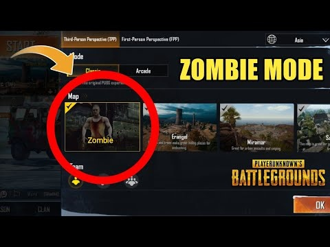 Is the PUBG update 0 11 0 - the zombie one available for a PC