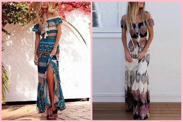 bf5dbd24445 My favorite fashion blog is Bohemian dresses. I love them a lot. This  website Oshoplive has many beautiful Bohemian dresses. Here are some I like
