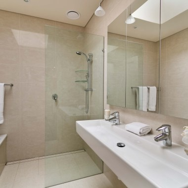 Do you need to tile the entire bathroom or is it ok to just tile the How To Tile A Bathroom on building a bathroom, bathroom a bathroom, renovate a bathroom, design a bathroom,