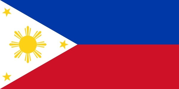 You May Be Thinking Of The Flag Philippines
