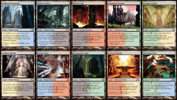 What Are The Shock Lands In Mtg Quora This deck is not legal due to the following reasons: what are the shock lands in mtg quora