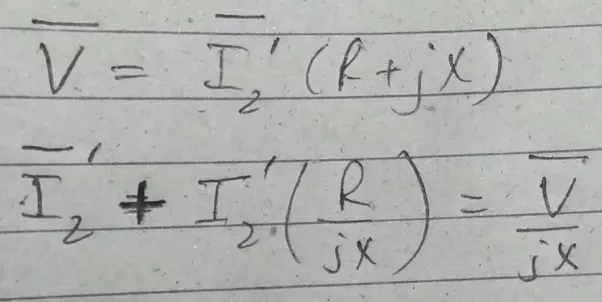 Why should we draw circle diagram to the 3 phase induction motor why should we draw circle diagram to the 3 phase induction motor quora ccuart Choice Image