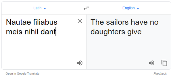 Which languages is Google Translate worst at translating
