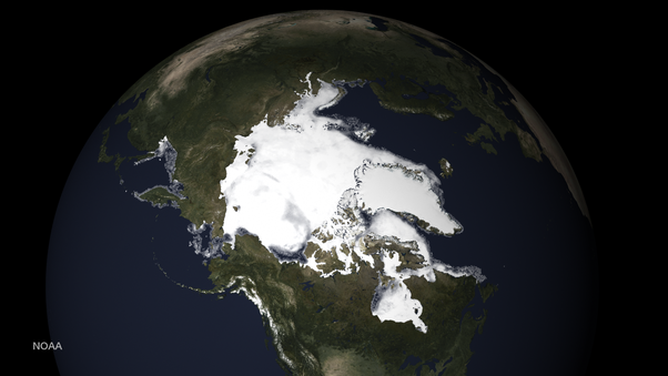 Where Do I Find An Unaltered Satellite View Of The Earth From A - Earth satellite view 2016