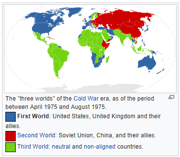 First Second Third World Map.Why Does North Korea Feel Like A Second World Country Quora