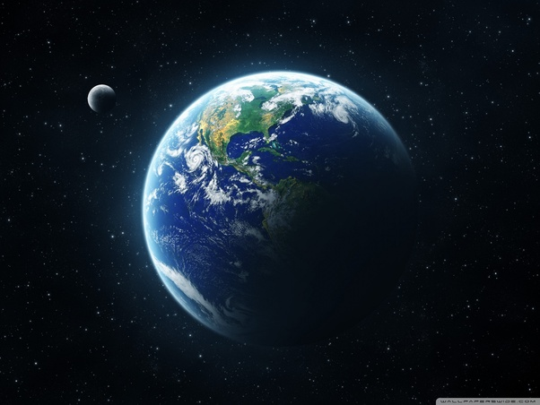 If The Earth Is Spherical Why Is It Possible To See The Sky From