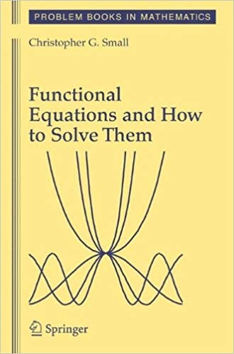 What is a good book on functional equations? - Quora