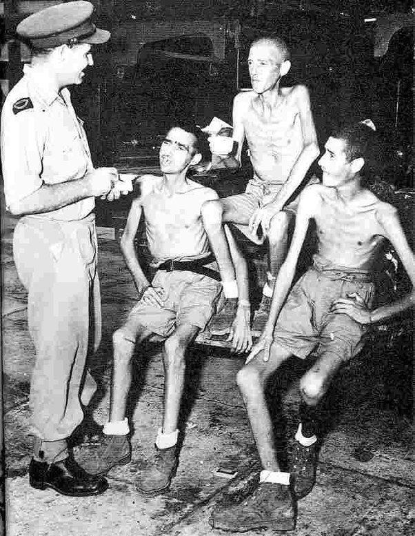 Is it true that Japan treated American prisoners of war ...