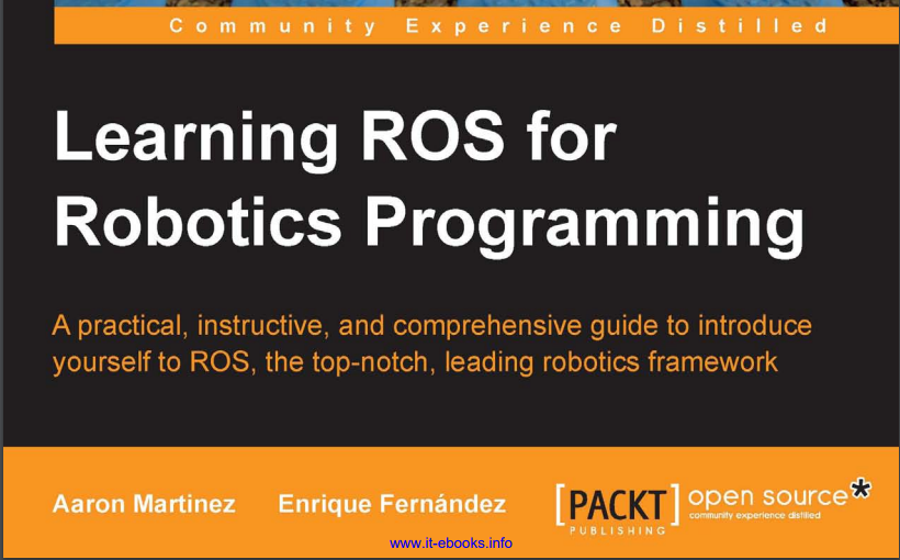 learning ros for robotics programming fernandez enrique