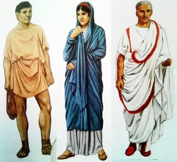 Ancient Roman Clothing For Men: What Did Poor Ancient Roman Women Wear?