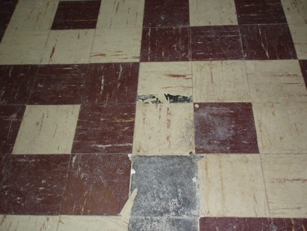 What Does Asbestos Vinyl Flooring Look Like Quora - Does vinyl flooring look cheap