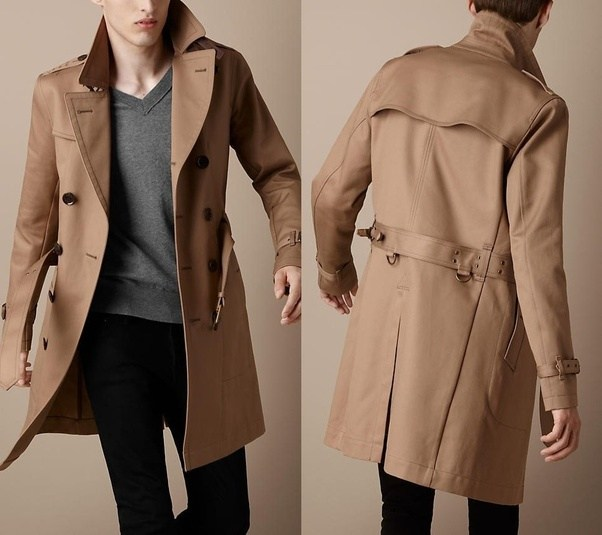 how important is it for a man to own a burberry trenchcoat. Black Bedroom Furniture Sets. Home Design Ideas
