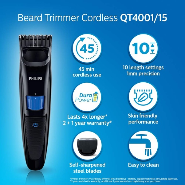 Which is the best trimmer in India? - Quora