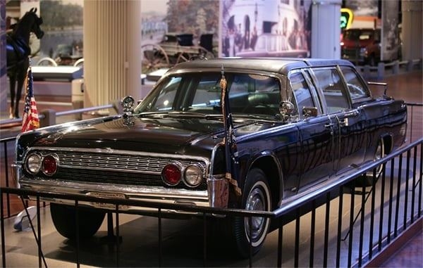 Why was Cadillac chosen as the President\'s car and not any other ...