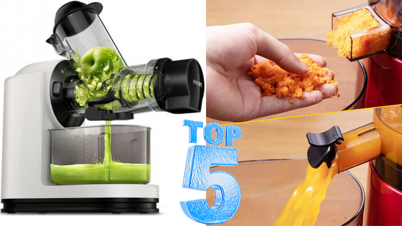 How to find a best masticating juicer on the market Quora