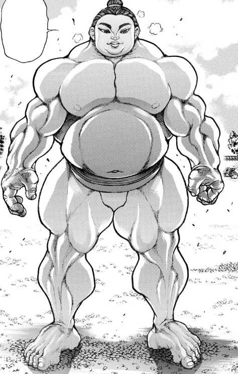 Who are the characters in Baki who can give a match to
