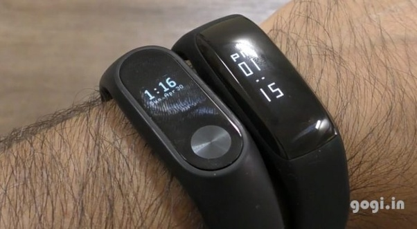 Which is better- the MI Band 2 or Lenovo smart band HW01