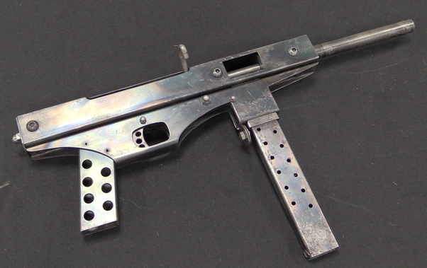 These Types Of Guns Often Show Up In The Criminal World Gun Restrictive Countries And Various Insurgencies