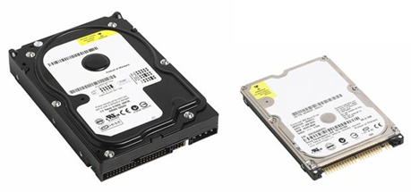 Can A Regular Hard Drive Or Desktop Hard Drive Be Used To