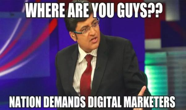 Image result for digital marketing on demand memes
