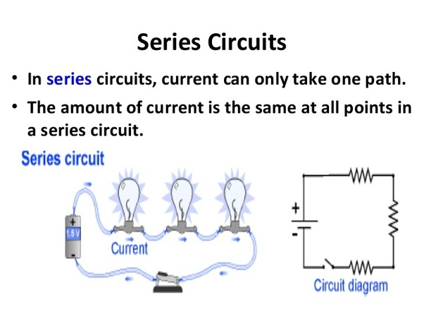 what will happen to the value of a current and electric potential rh quora com what is a series circuit for 5th graders what is a series circuit definition