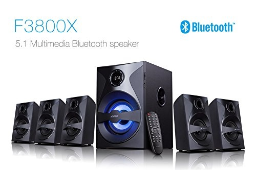 ce4142507 ... budget home theater around 5000 Rs then F D F3800X 5.1 Speaker ( Bluetooth
