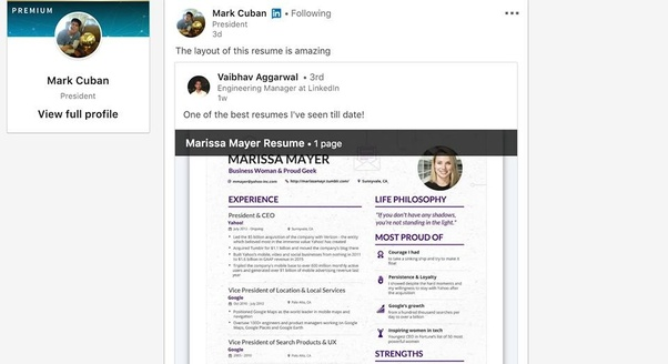 What Are Some Examples Of Great Product Manager Resumes