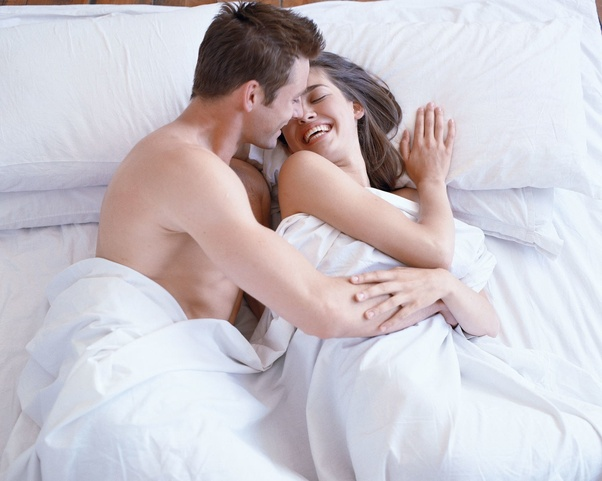 How to move cuddling into kissing - Quora