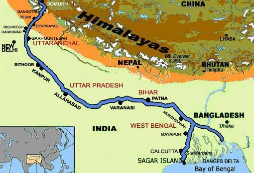 Why does Nehru call the Ganga the river of India? - Quora