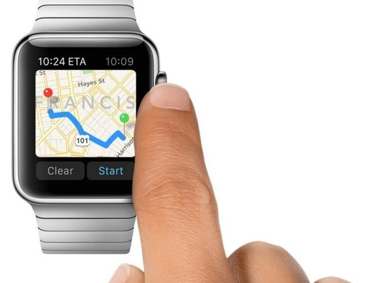 How to zoom in on high resolution photos on Apple Watch to a