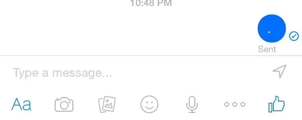 What Does The Blue Checkmark In Facebook Messenger Mean Quora