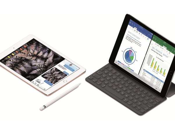 Is an iPad enough to go to college with? Is it necessary to get a laptop? - Quora