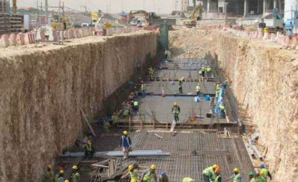 Saudi Arabia Building Wall