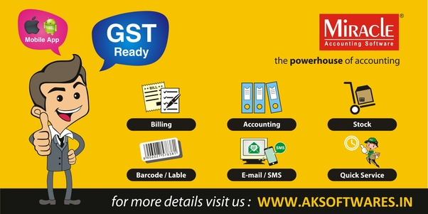 Which Gst Software Should I Use For Gst Billing And Filing Return
