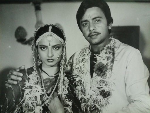 Rekha Is Actor Gemini Ganesan And Actress Pushpavalli S: Who Is The Husband Of Veteran Indian Actress Rekha?