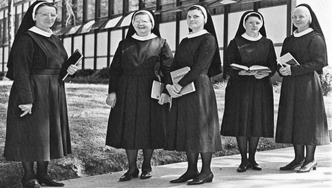 What Shoes Do Nuns Wear