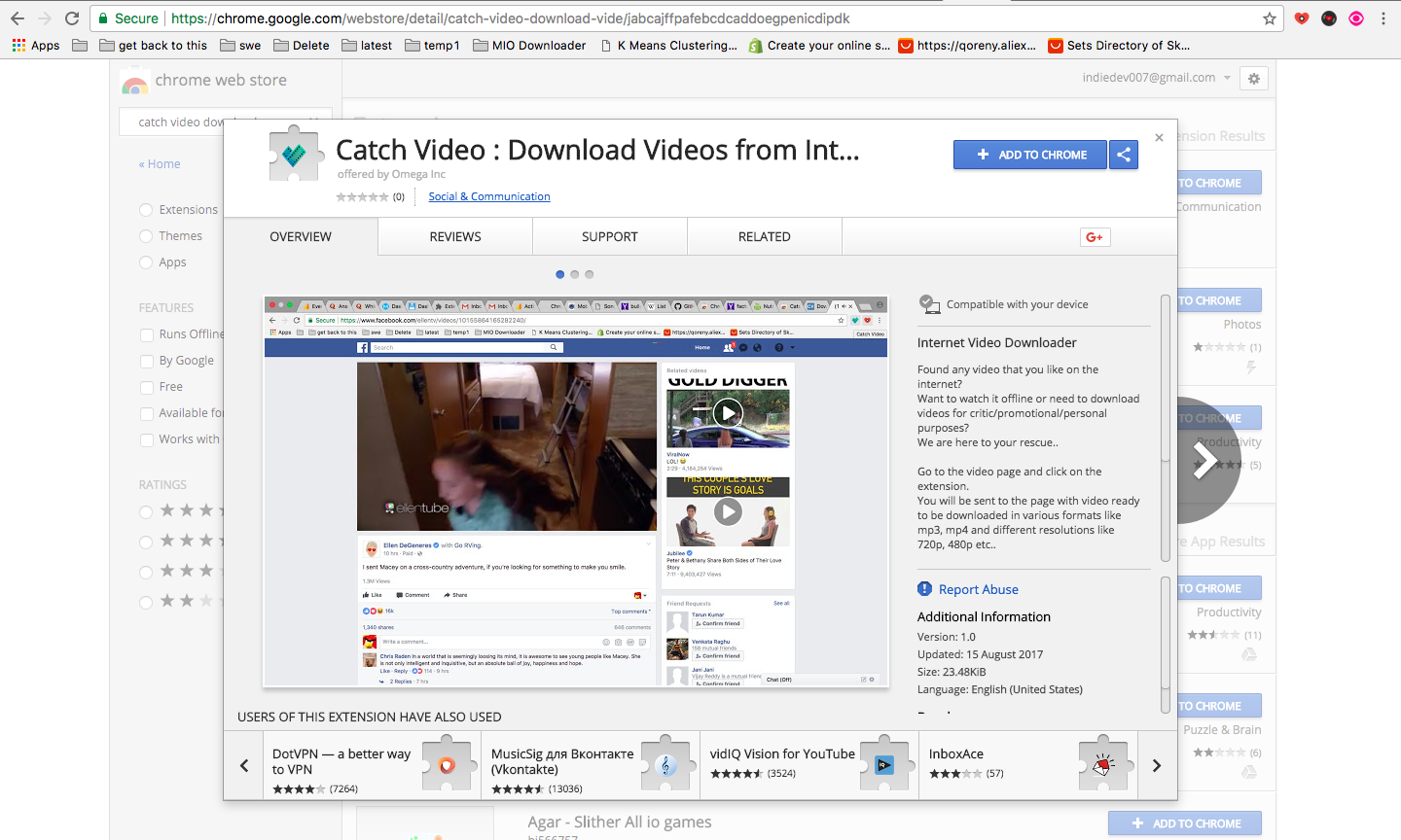 How to download Facebook videos with Google Chrome - Quora