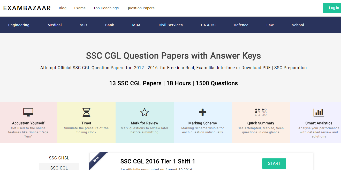 Pdf 2015 ssc paper cgl question