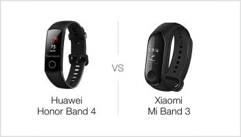 Is Honor Band 4 better than the Mi Band 3? - Quora