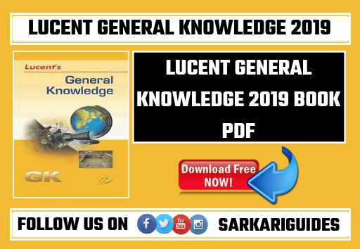 Which is the latest edition of lucent general knowledge in 2018? - Quora