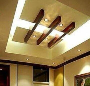 A Splendid False Ceiling Can Amend The Uncondensed Look Of Your House!
