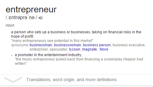 how to become a successful entrepreneur quora