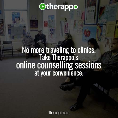Online psychotherapy has started showing positive results