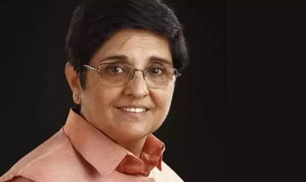 In Our India First IPS Officer Is One Of The Woman Is Kiran Bedi. Yes  Answer Is Kiran Bedi..! She Is The First Woman To Join The Indian Police  Service (IPS) ...