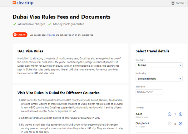 Is There Any Way To Get A Fast Visa For Dubai Quora