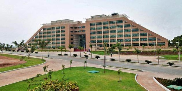 Are there any videos of Pocharam IT campus Hyderabad campus