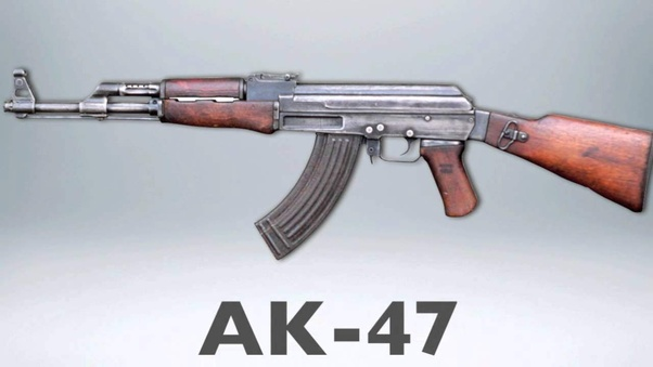 Is the AK-47 a good weapon, as everyone says it is? - Quora