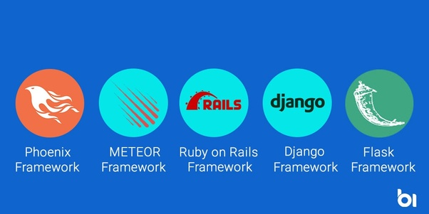 023fdb6cd6c4 What are top backend web frameworks to use in 2019  - Quora