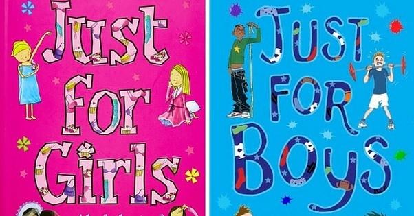 Sex education books for boys